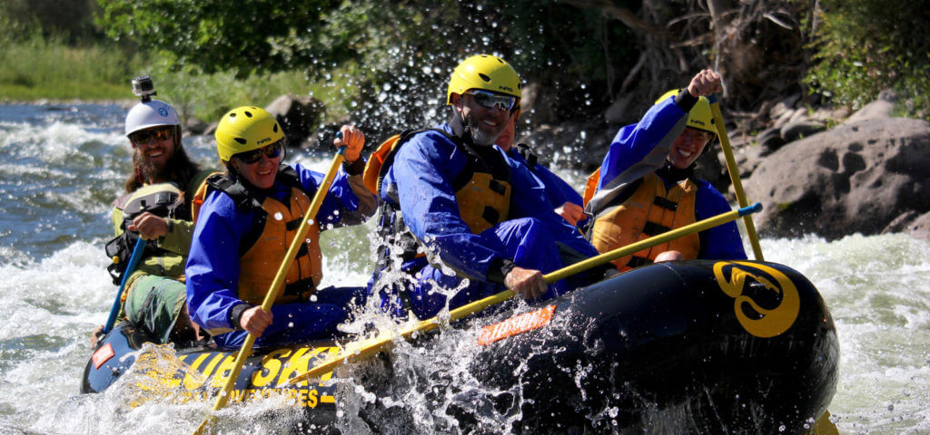Whitewater Rafting Tours Near Glenwood Springs Co Blue